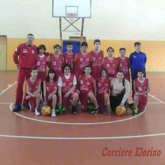 Secondo posto in campionato per gli Under 13 della Corant Basket