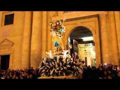 Festeggiato San Giuseppe a Rosolini
