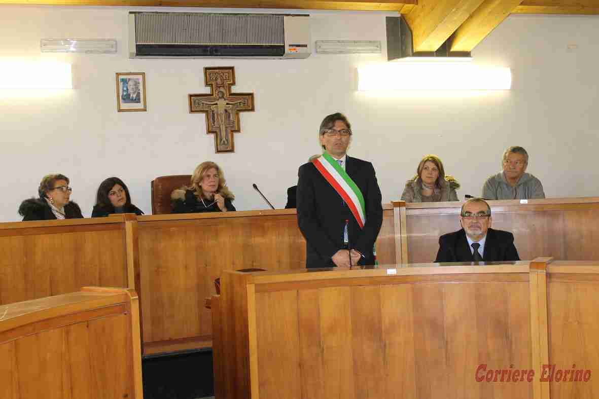 Corrado Calvo: «Rinunciamo al primo mese di indennità per sistemare le strade»