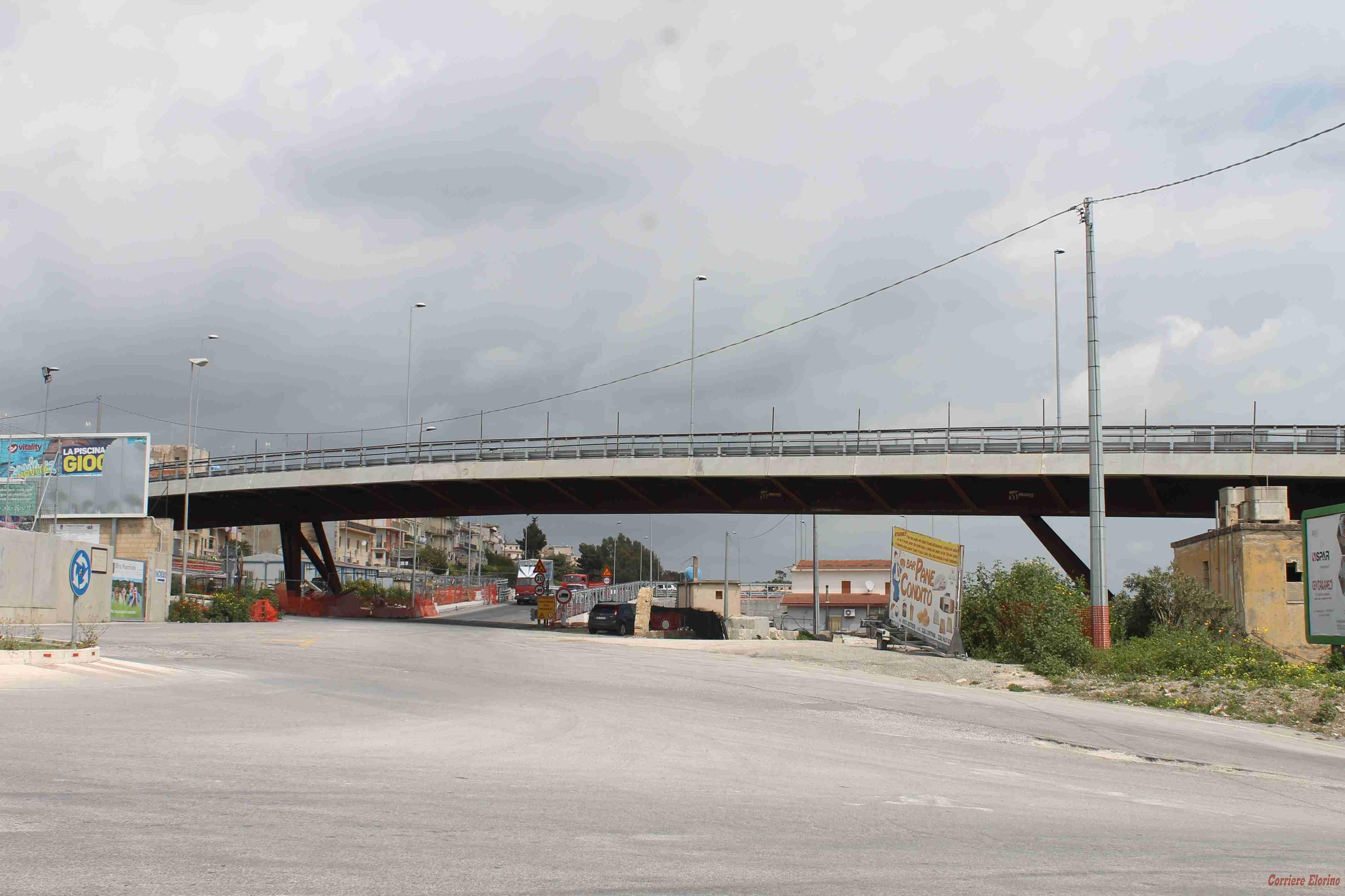 Sindaco Calvo: «i lavori per il cavalcaferrovia e in via Gonzaga saranno terminati nel più breve tempo possibile»