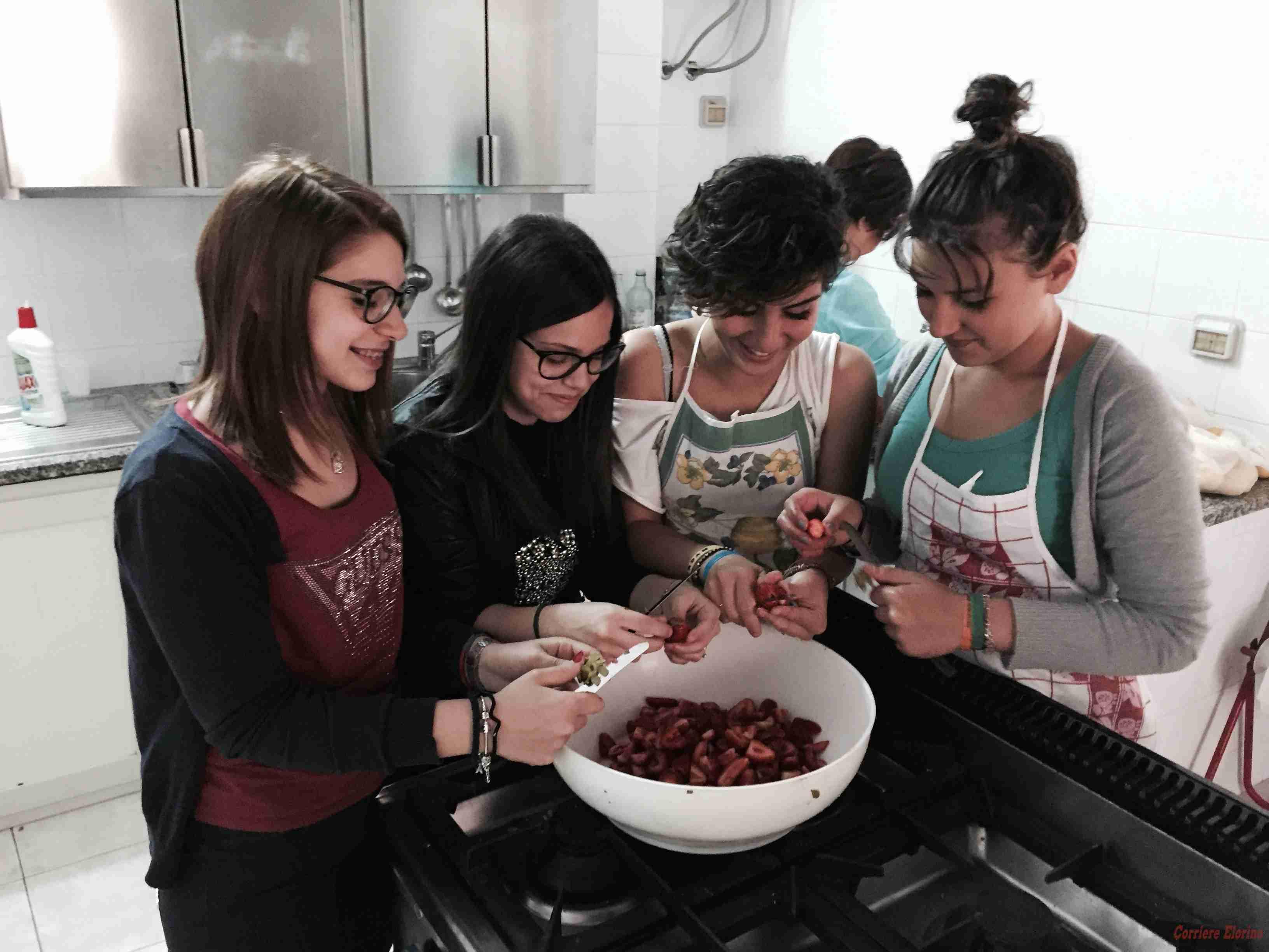 Confettura di fragole e melone cantalupo: le nuove specialità dell'IPAA di Rosolini