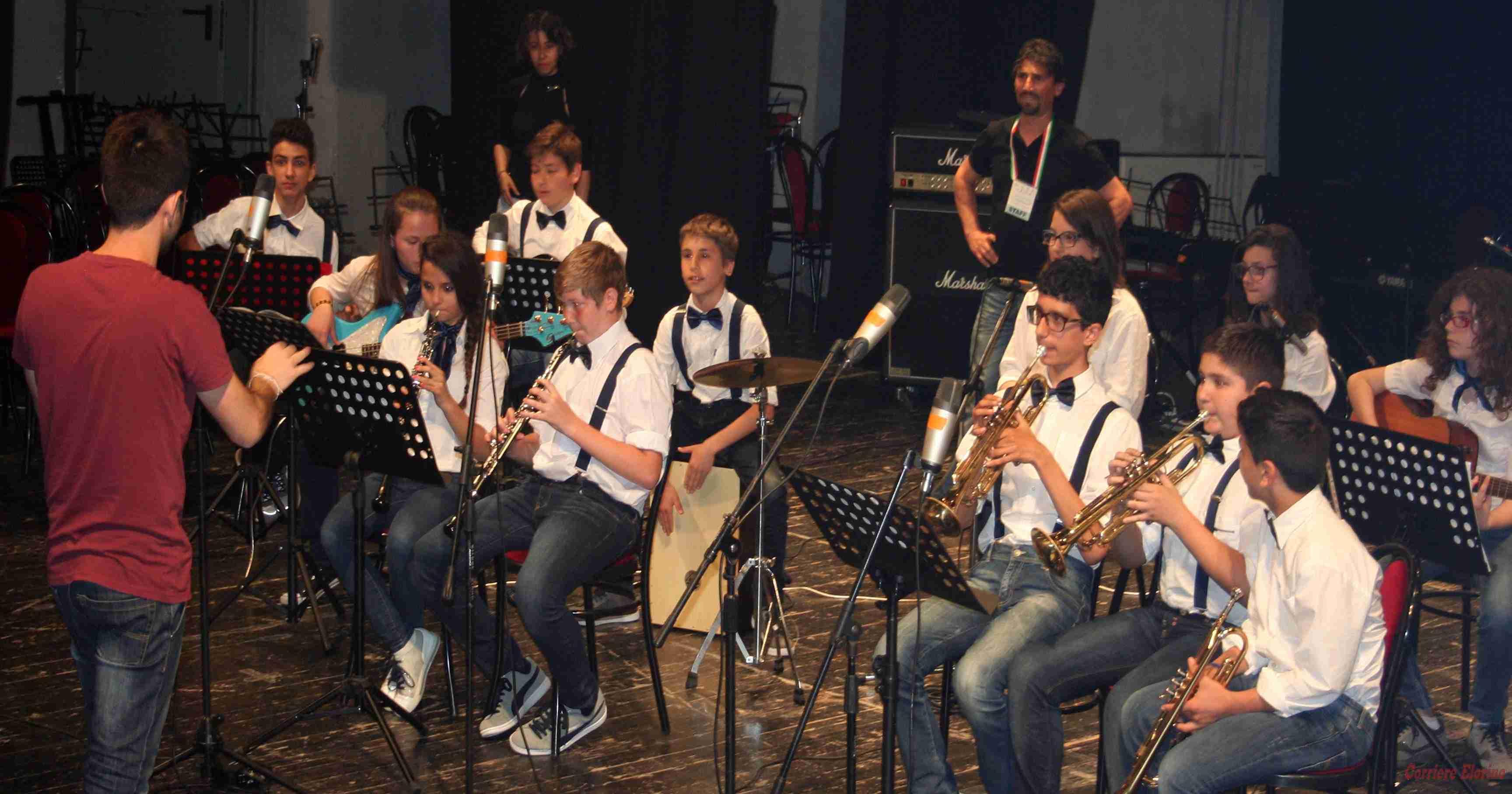 """Successo a """"suon di musica"""" per gli studenti dell'istituto comprensivo ad indirizzo musicale """"E. De Cillis"""""""