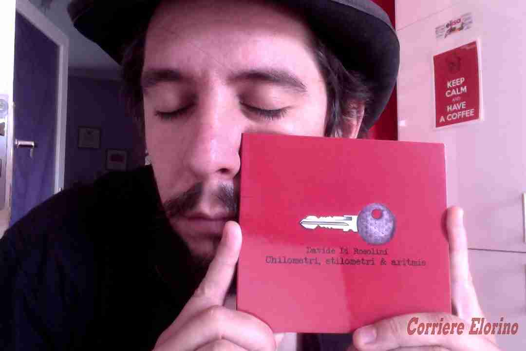 """""""Chilometri, Etilometri & Aritmie"""", la prima raccolta di Davide Di Rosolini"""