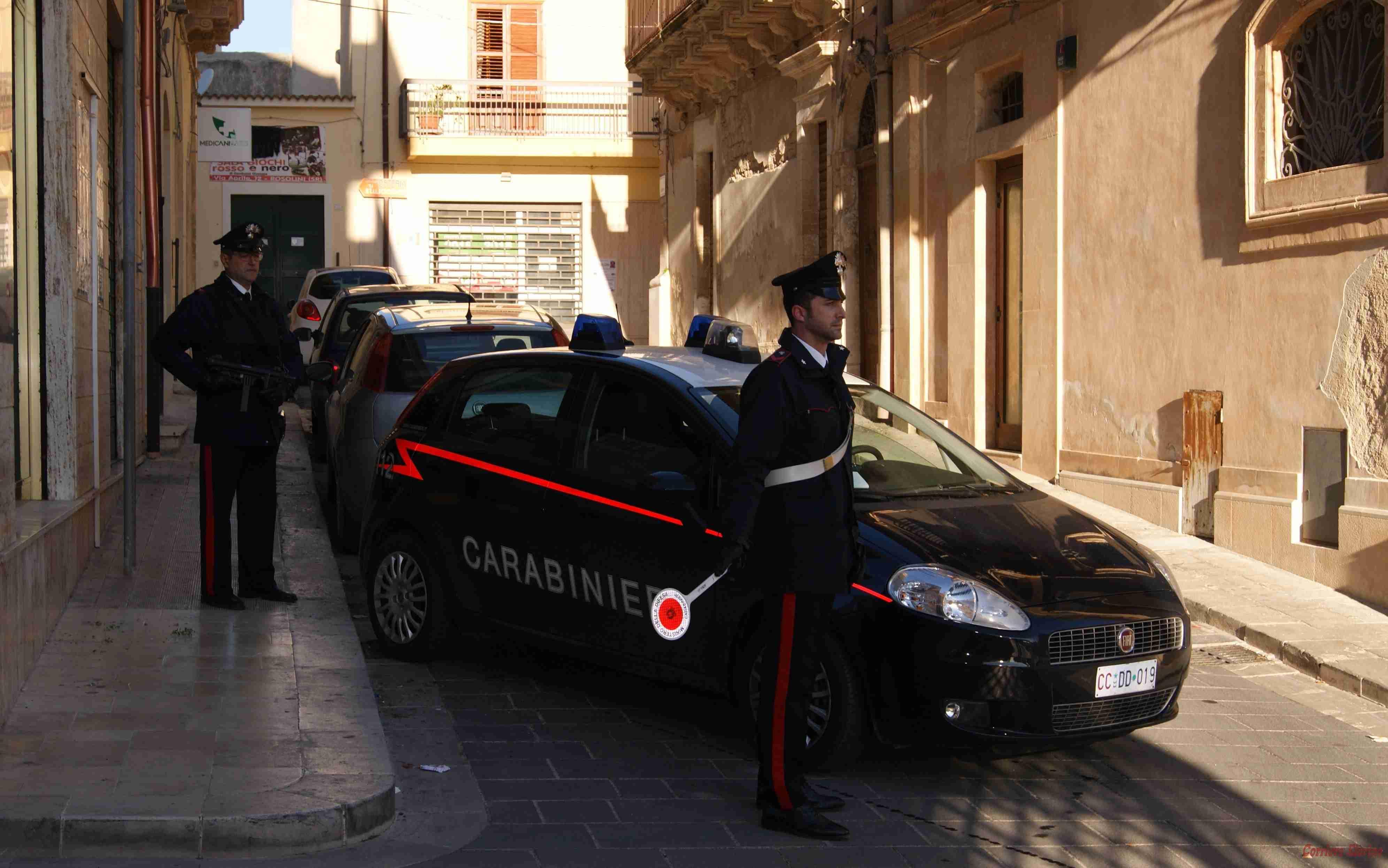 """Erboristeria alla """"Cannabis"""" aperta a Rosolini: sequestrati dai Carabinieri e dai Nas 300 confezioni"""