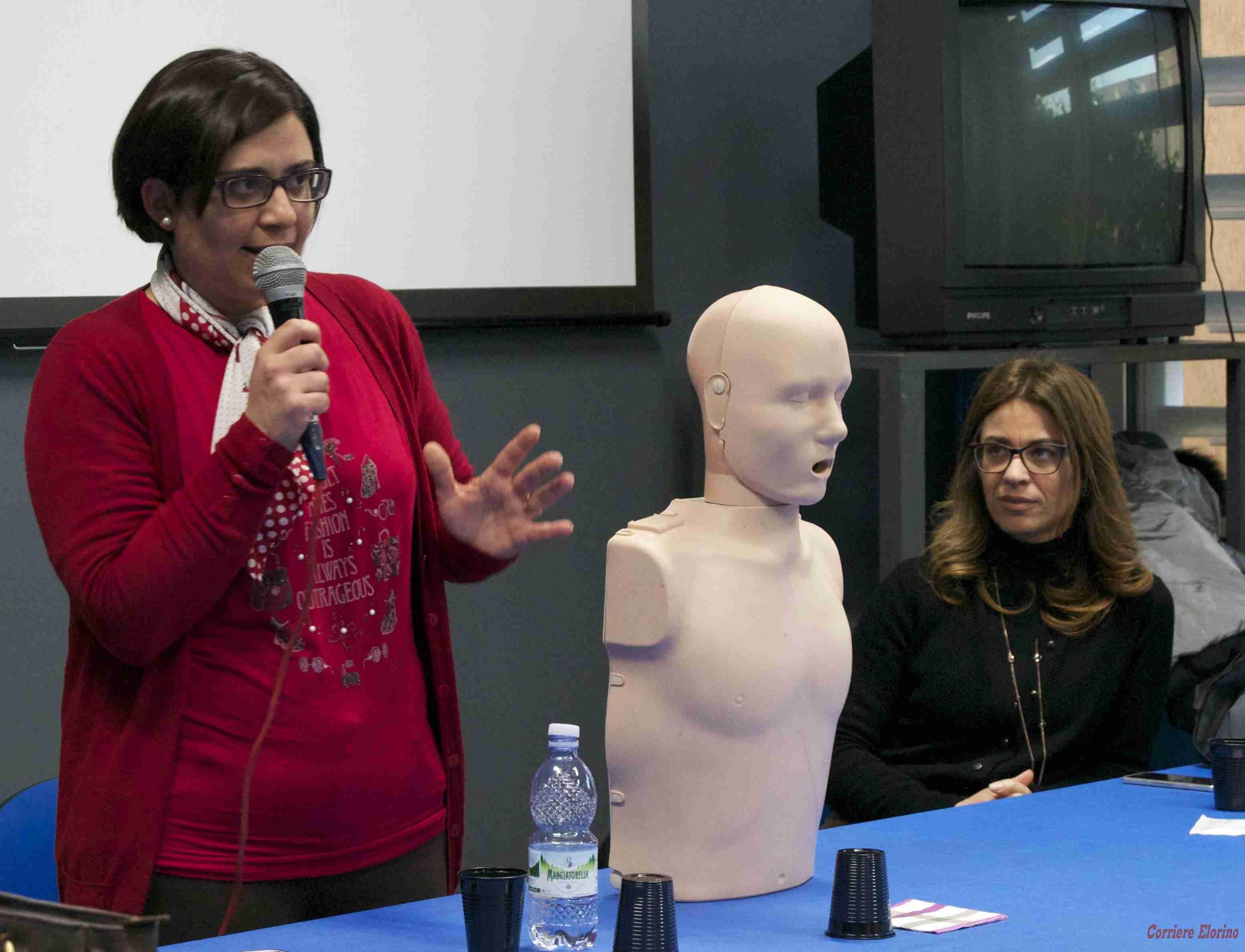 A scuola di Primo Soccorso con la dott.ssa Francesca Micieli