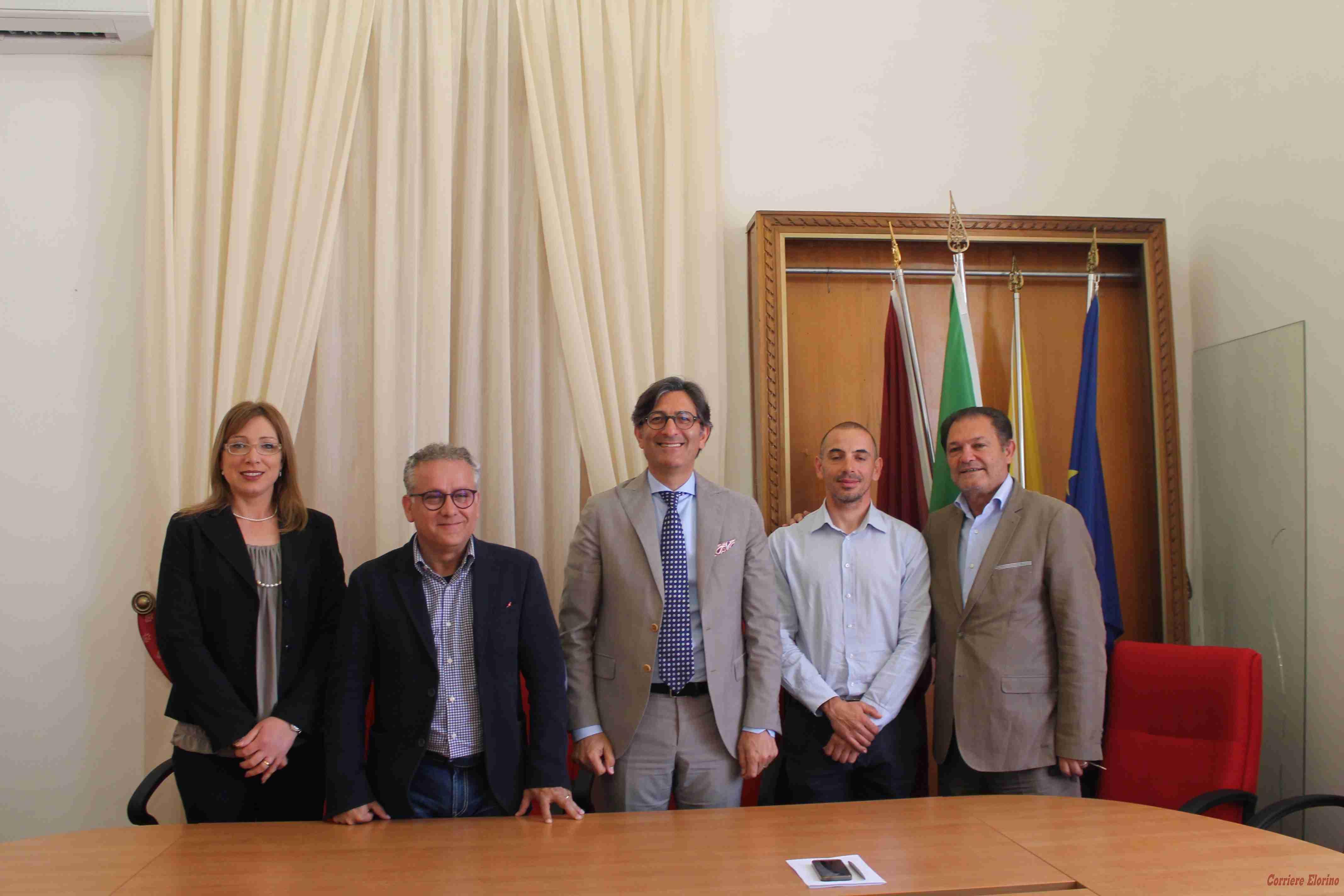 Presentati i due nuovi assessori Michele Floriddia e Francesco Listro