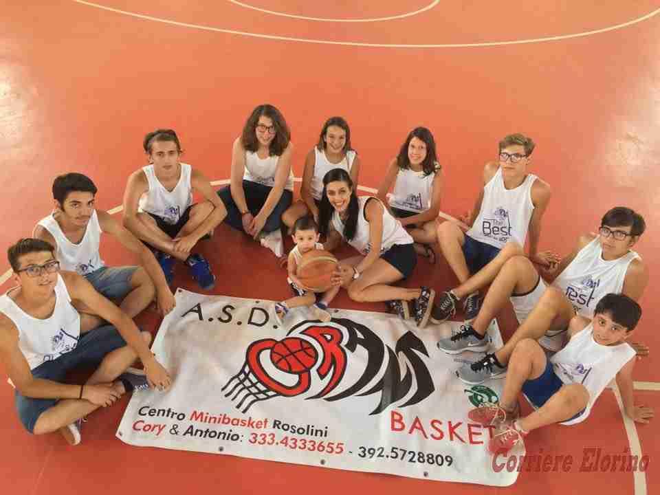 """CorAnt Basket Rosolini, conclusa la quinta edizione del """"The Best Player's Basket Camp"""""""