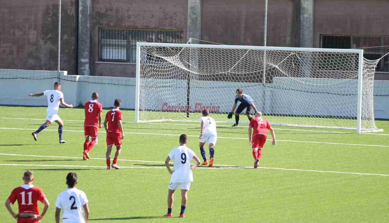 """Rosolini """"Ko"""" a Torregrotta, sbaglia un rigore al'87' e subisce l'1 a 0"""