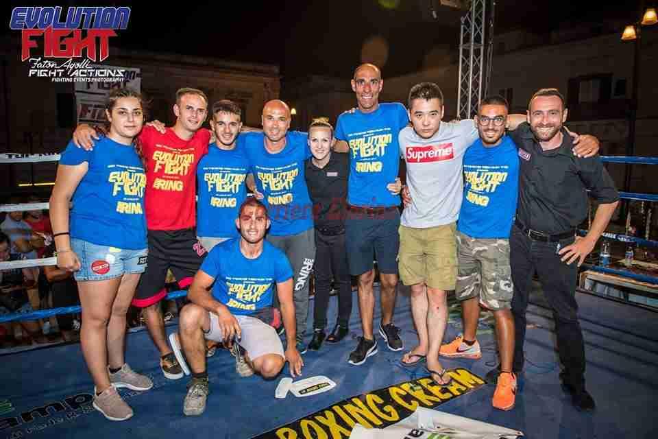 Grande successo per l'Evolution Fight: ottimi risultati per la Tinacria Team Muay Thai di Rosolini