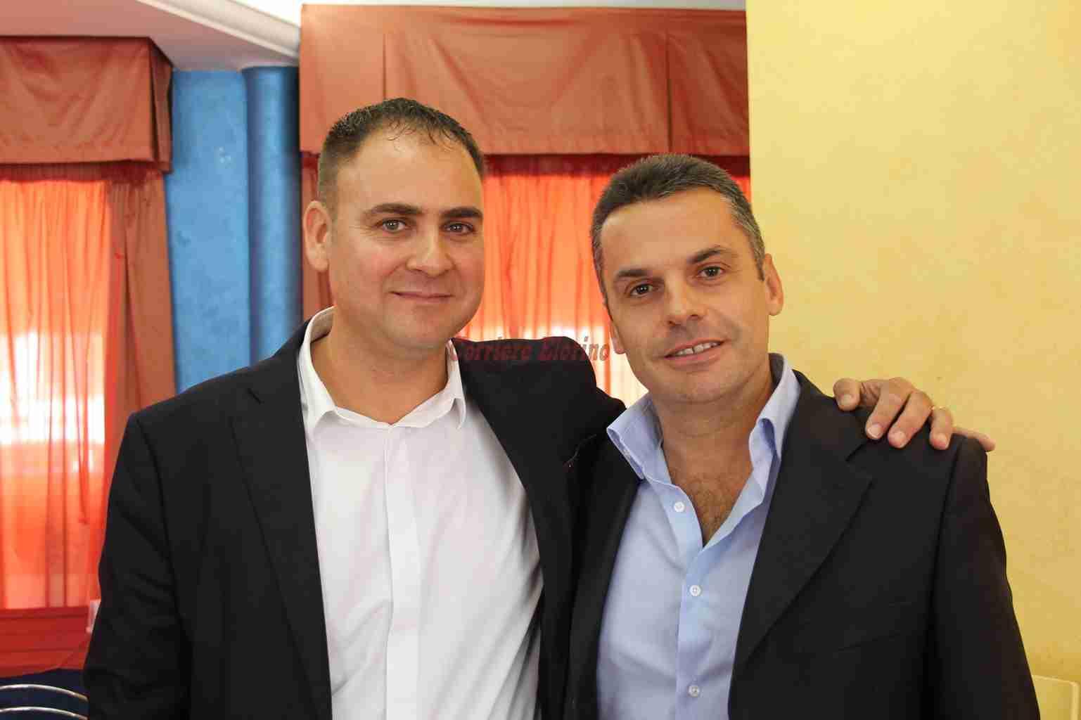 Giorgio Spadaro si ricandida e appoggia Pinello Gennaro sindaco
