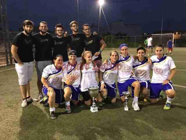 """1^ Edizione """"Woman Cup"""" 24 ore femminile: con #storie di sport La Giovane Arte inaugura la rassegna #storie d'estate"""