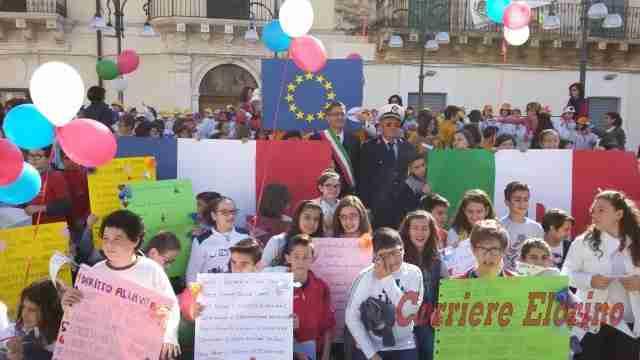 """La """"D'Amico"""" celebra la """"giornata internazionale per i diritti dell'infanzia e dell'adolescenza"""""""