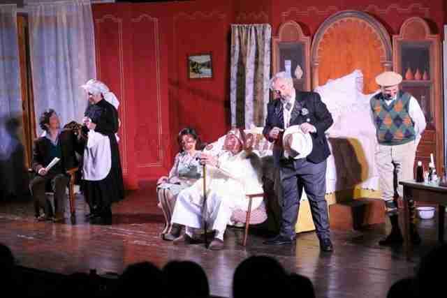 """Il CAST presenta: """"Il Malato Immaginario"""", in ricordo di Giuseppina Di Mari"""