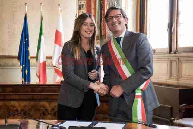 Convenzione tra il Sindaco e il Sottosegretario di Stato M.Elena Boschi: € 1.962.000 per il Centro Culturale Giovanile
