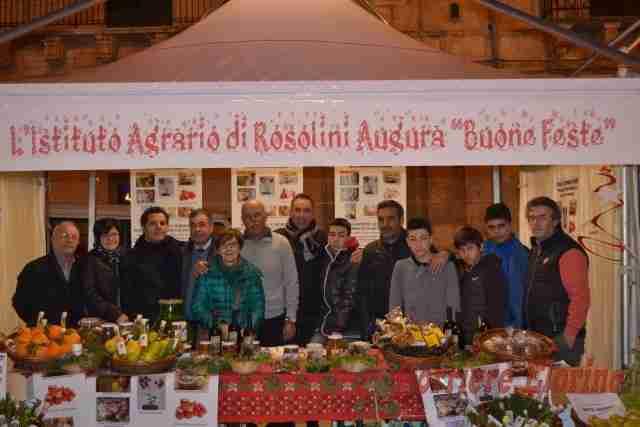 "Il ""Calleri"" di Rosolini in piazza per i Mercatini di Natale"