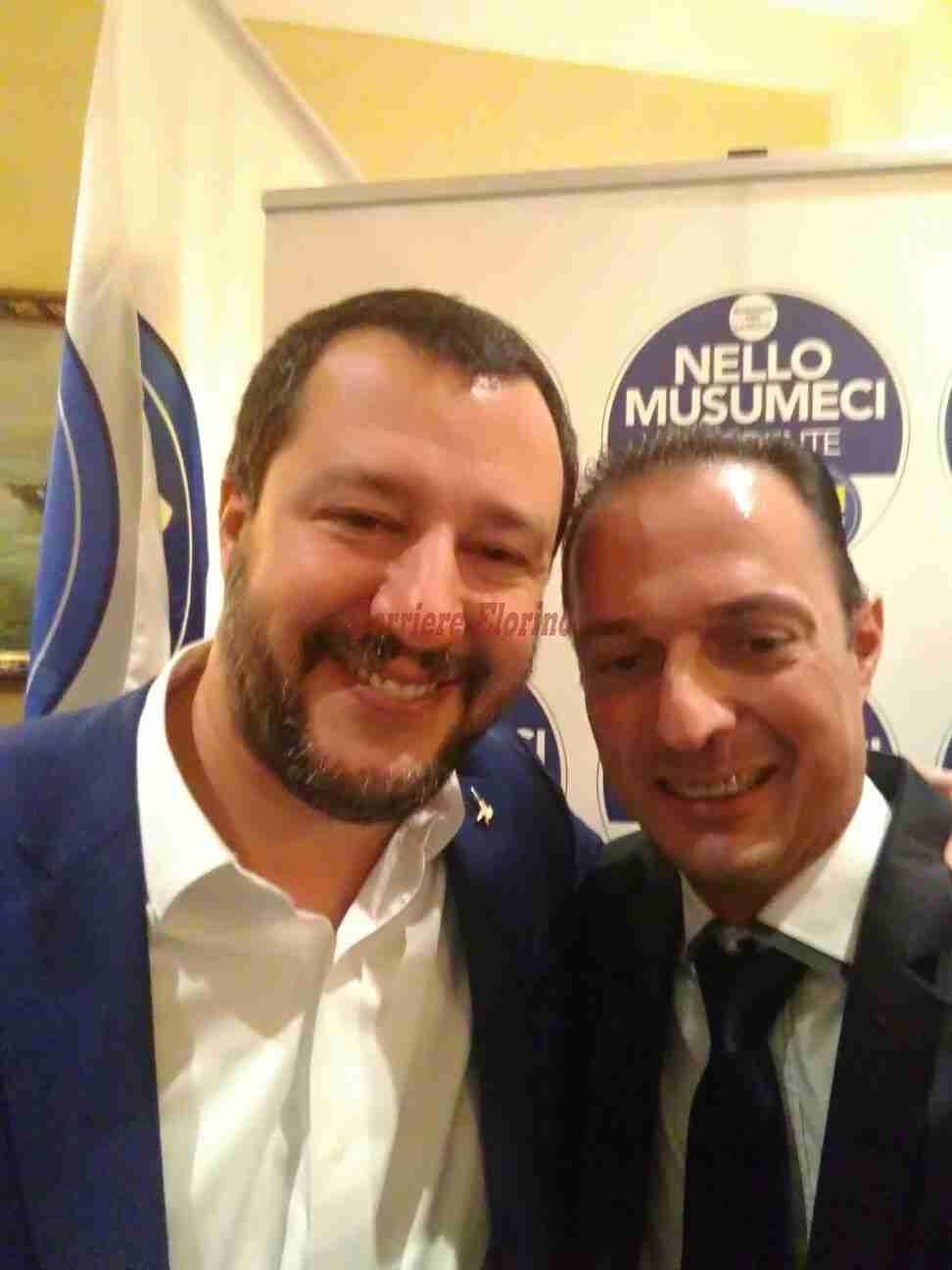 """Capozio: """"Soddisfatti per il risultato della Lega a Rosolini"""""""