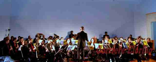 """Maestoso e coinvolgente il Concerto dell'Orchestra di Fiati """"S. Cecilia"""""""