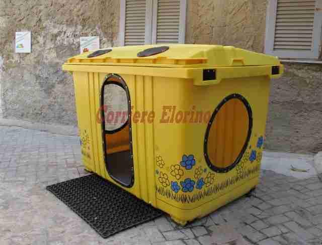 """""""Low cost design park"""", all'istituto """"Leonardo Da Vinci"""" di Ispica un parco giochi creato con materiale riciclato"""