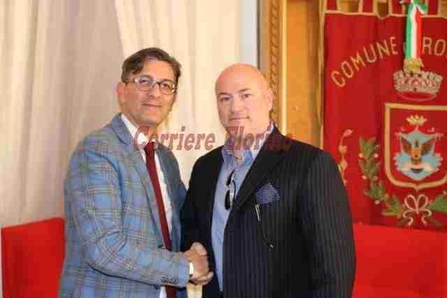 Nuovo assessore nella giunta Calvo, è l'avvocato Corrado Di Stefano