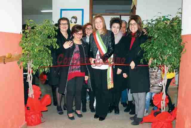 """Alla """"D'Amico"""" si coltiva l'arte, inaugurata l'aula di educazione artistica"""