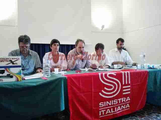 Presente anche il circolo di Rosolini all'Assemblea Regionale di Sinistra Italiana