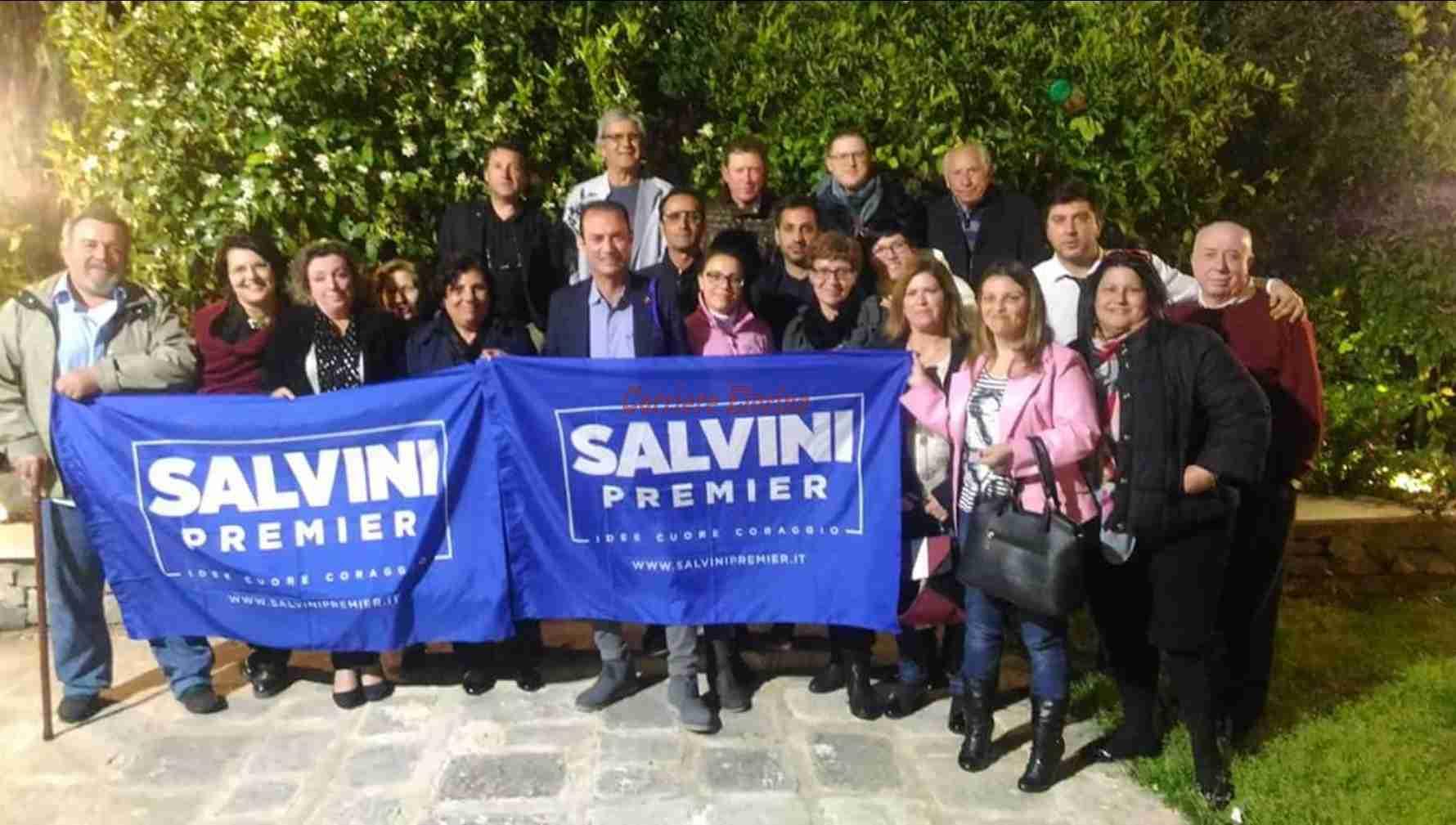 """Domani inaugurazione della sede della """"Lega"""" di Salvini a Rosolini"""