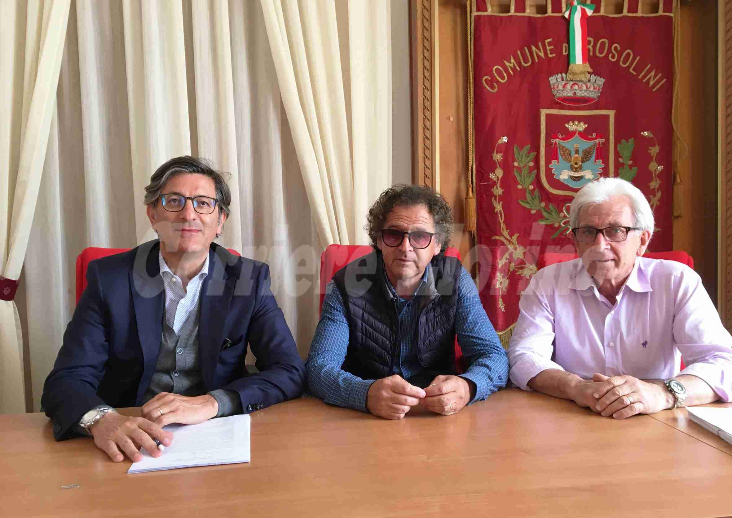 """Rinnovata fino al 2022 la gestione del """"Consales"""" al Città di Rosolini"""