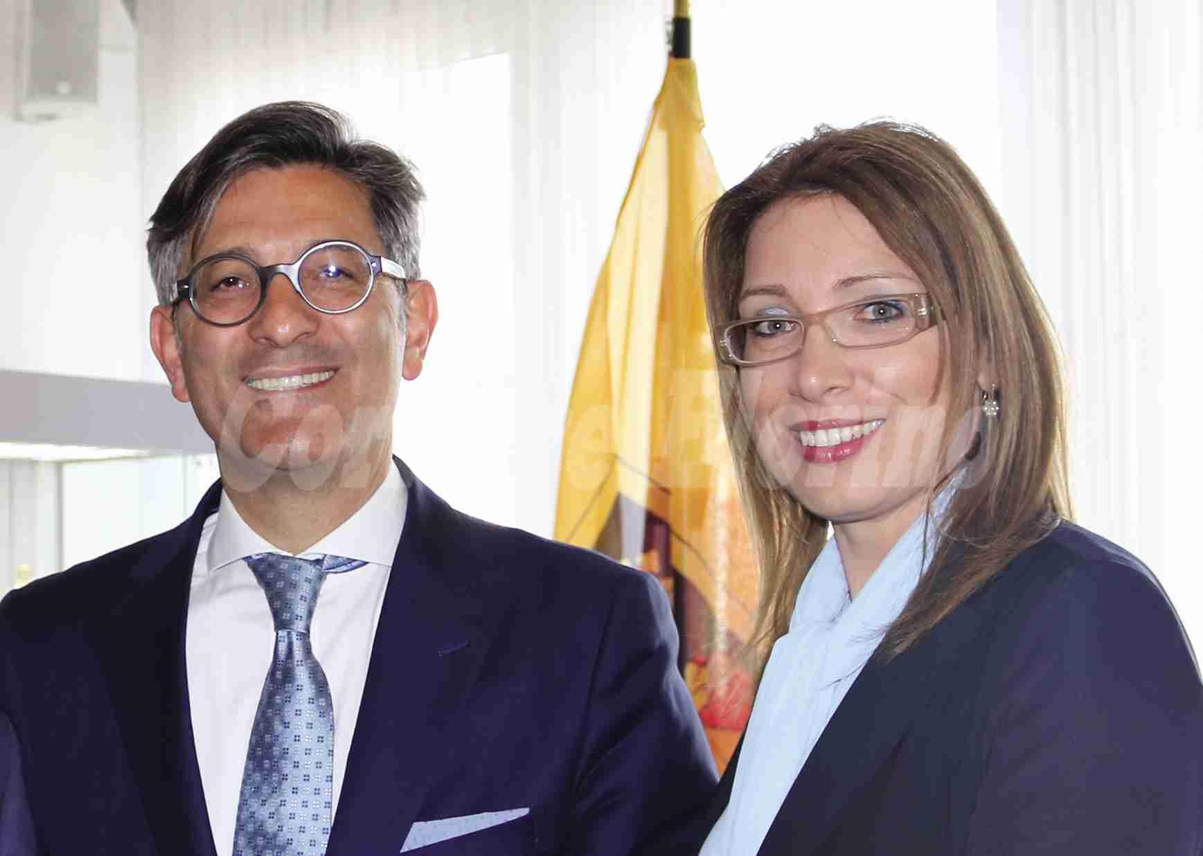 Oggi alle 12.30, conferenza stampa del sindaco Calvo e Cinzia Giallongo