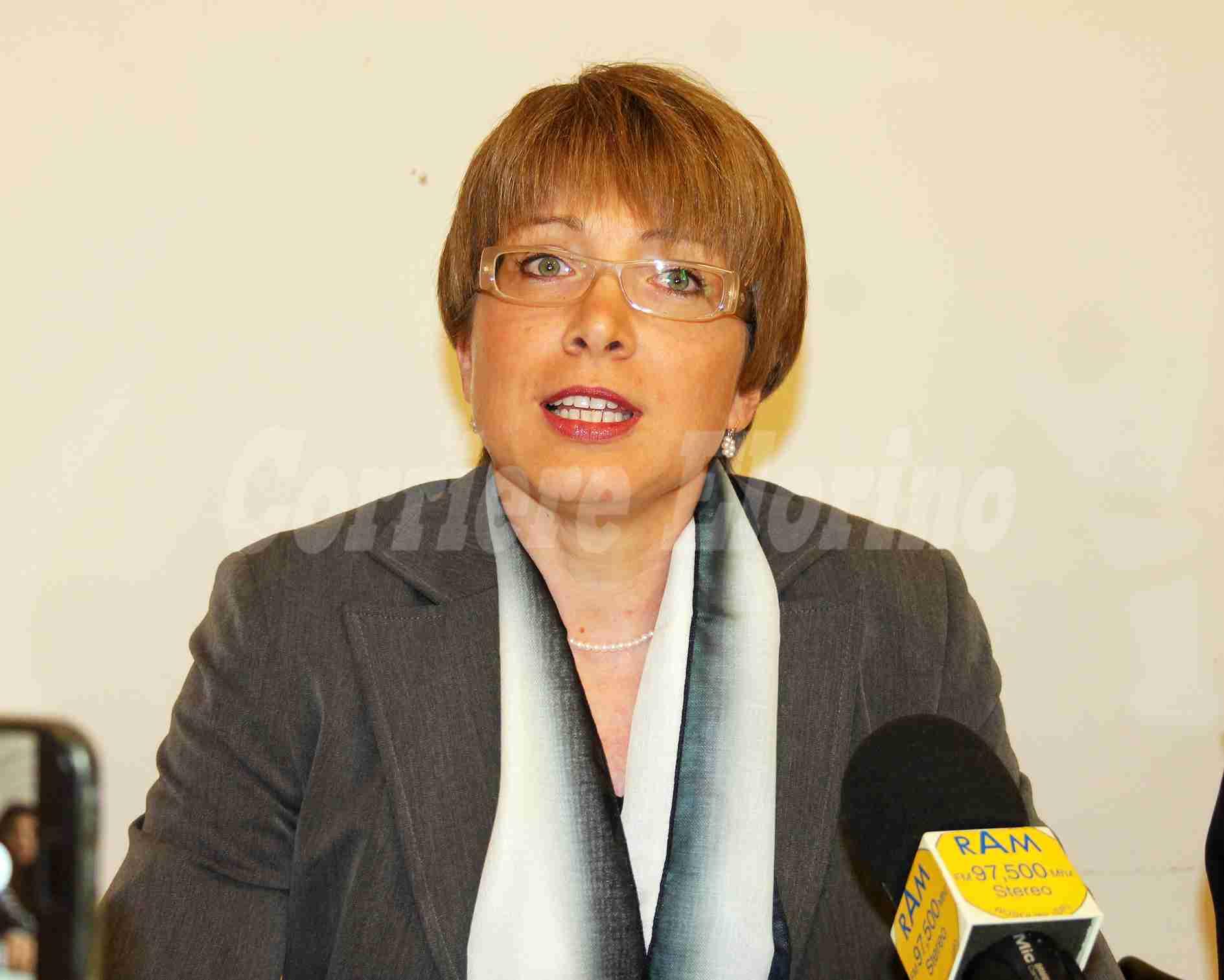 Cinzia Giallongo rinuncia a concorrere in questa campagna elettorale