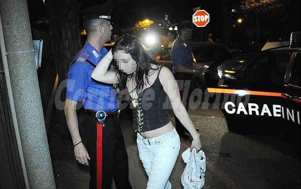 """Pachino, """"casa del sesso"""" fatta chiudere dai Carabinieri"""