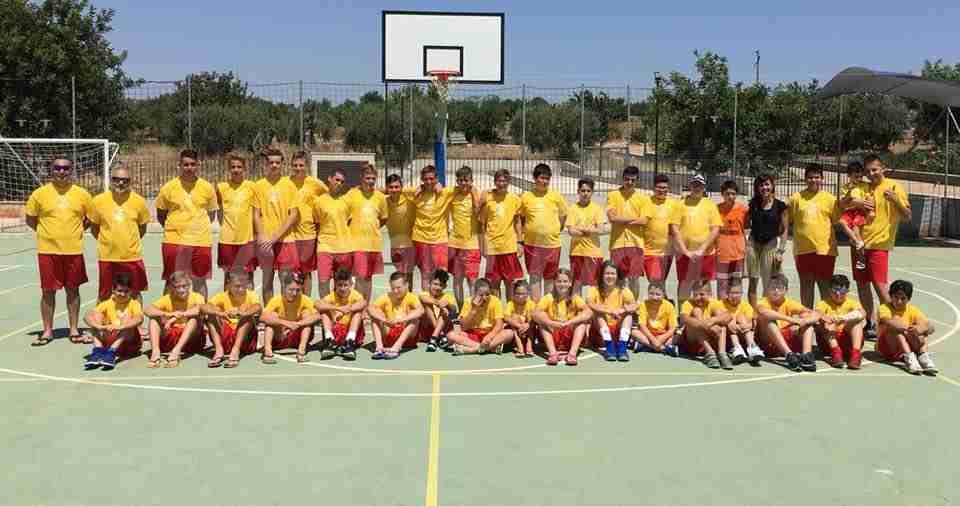 The Best Player Basket Camp, un campo di successo ideato dalla CorAnt
