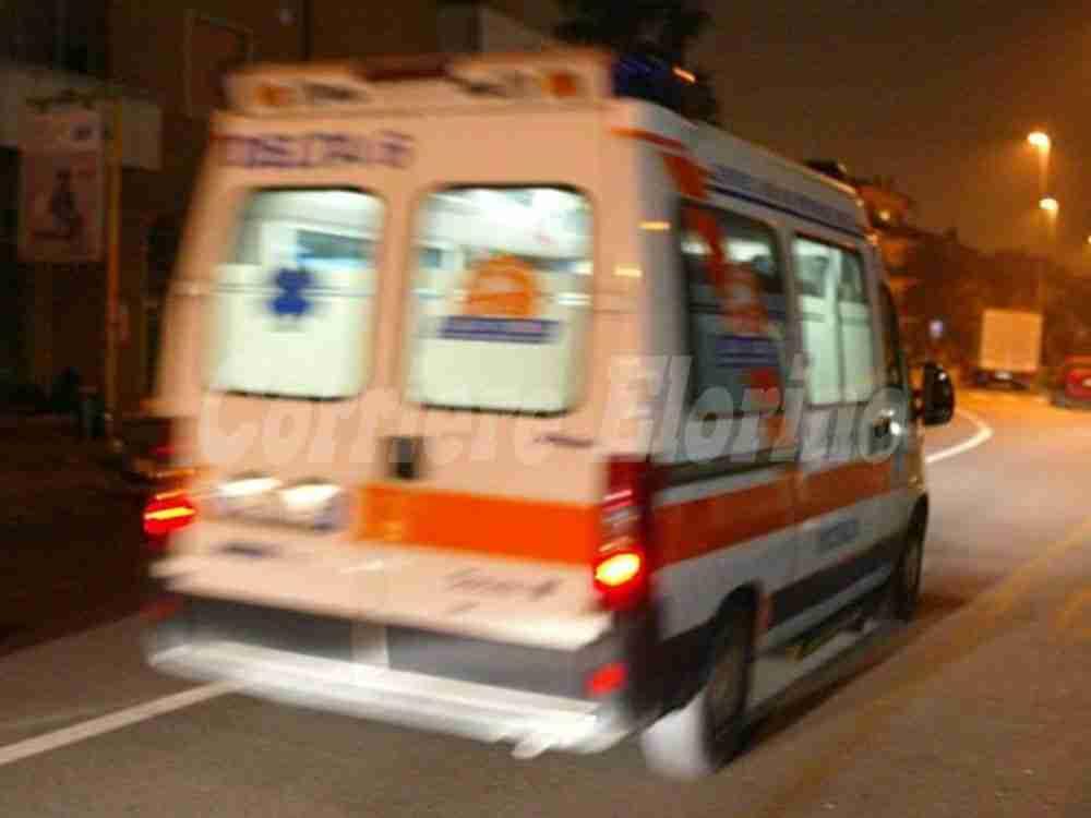 Scontro frontale tra due auto a Modica. Una donna rosolinese in prognosi riservata