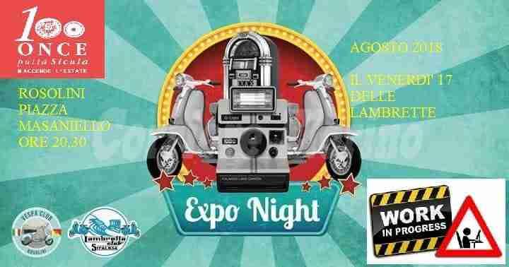 """Mostre fotografiche e mezzi d'epoca nell'evento """"Expo night"""", domani sera in Piazza Masaniello"""