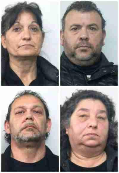 """Operazione """"Vecchia Maniera"""": arrestate 8 persone"""