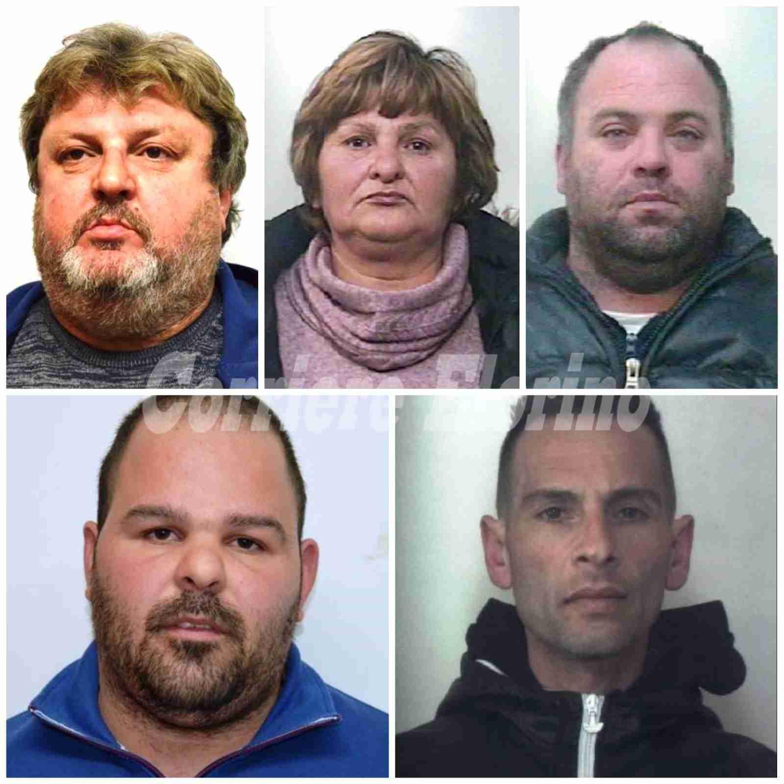 """Intimidazioni per """"rancore"""": la Polizia arresta 5 persone"""