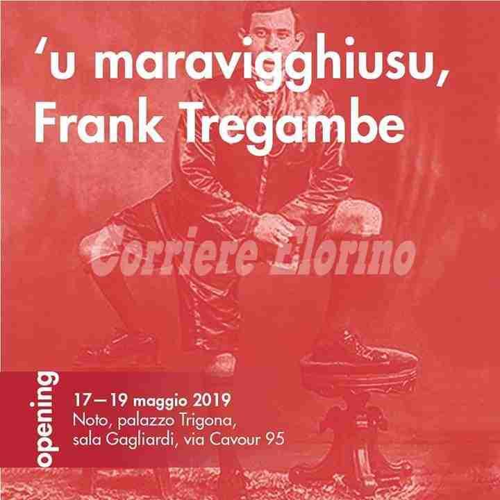 Infiorata di Noto: venerdì presentazione di Frank Lentini a cura di Salvatore Spadaro