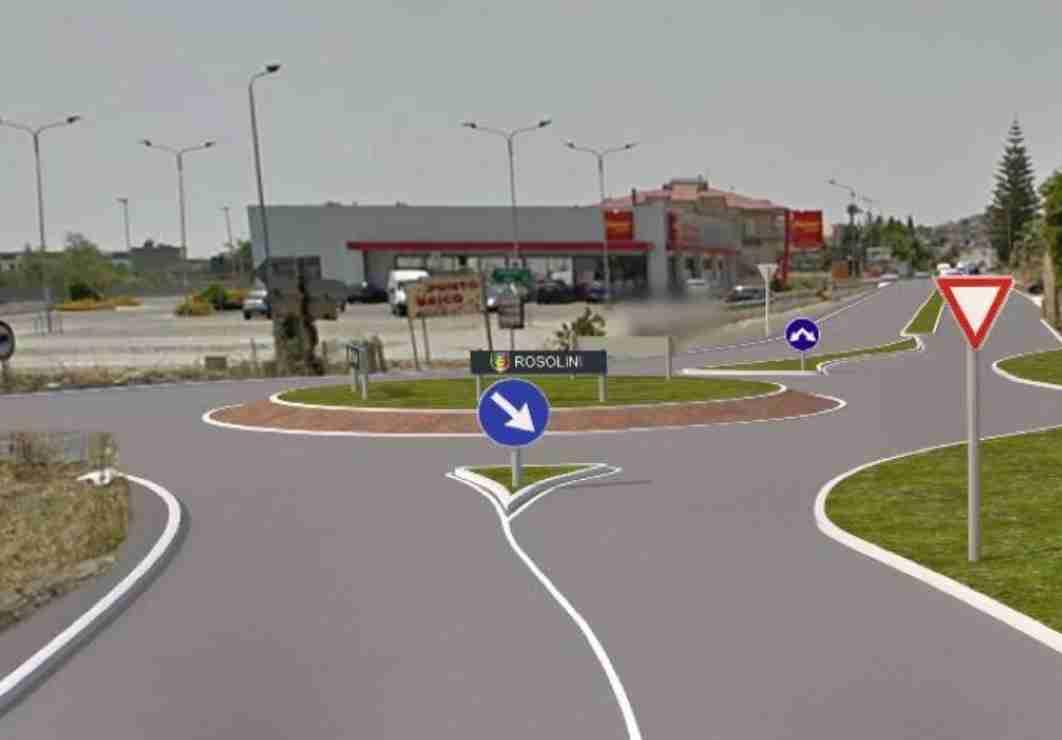 Previsto per oggi, posticipato l'inizio dei lavori per le due rotatorie in via Paolo Orsi