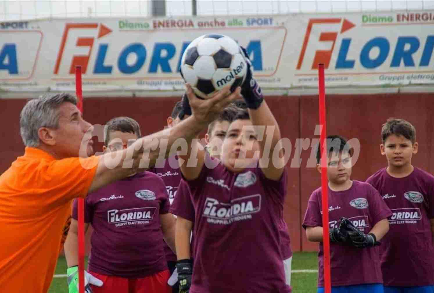 """Scuola per """"Numeri 1"""", il 2 giugno a Rosolini ritorna lo """"Stage dei portieri"""" di Enzo Salonia"""