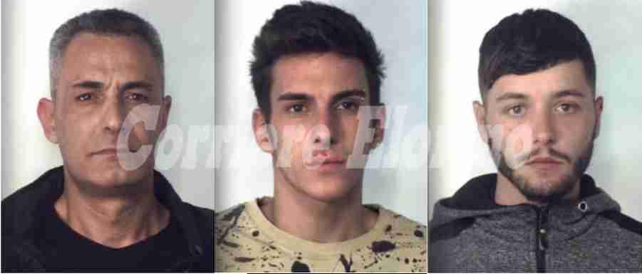 Fermati a Catania con 1 kg di hashish in auto: tra gli arrestati un rosolinese