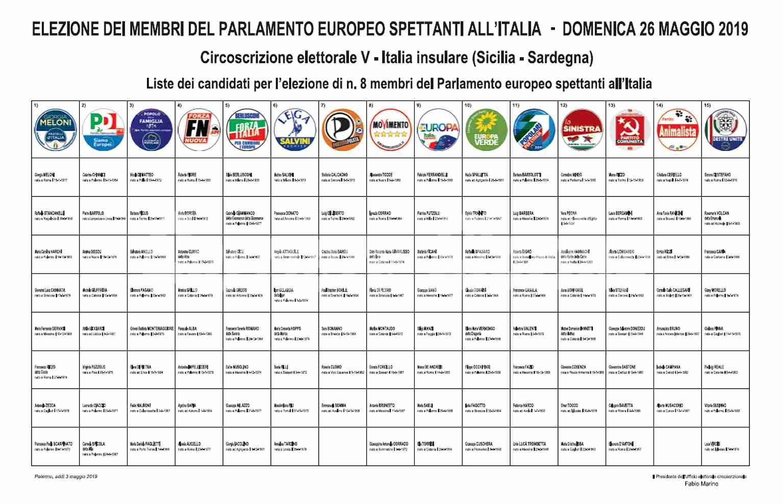"""Domani 26 maggio il voto alle """"Europee"""", ecco come si vota"""