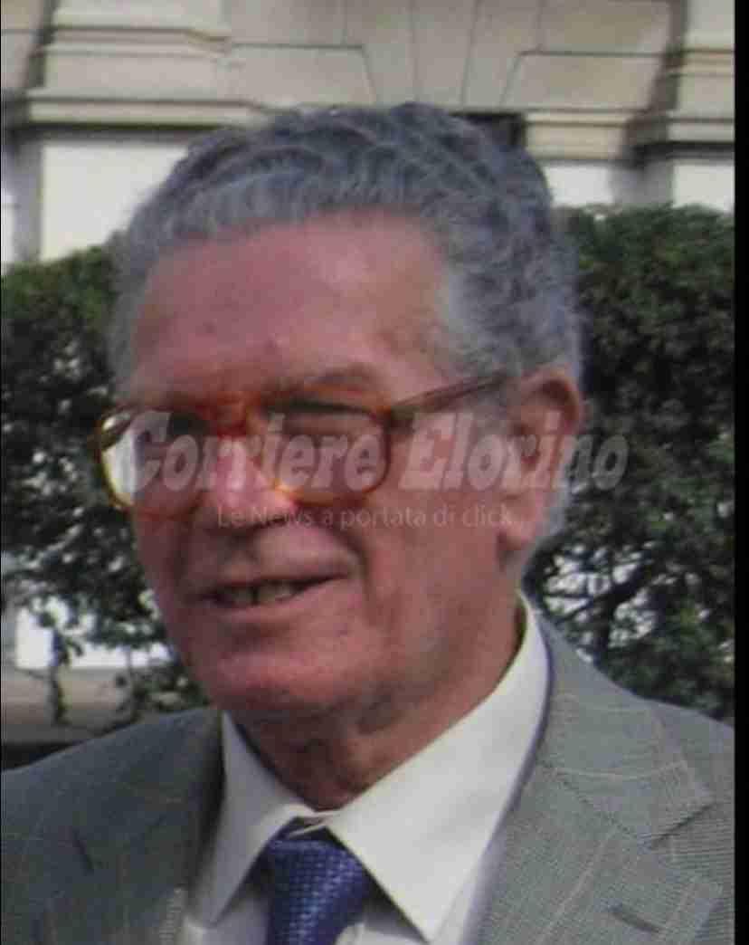 È deceduto il Dott.Giombattista Piazzese. Domani i funerali