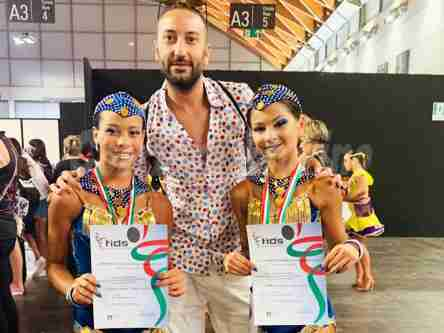 Campionati italiani di Rimini: un terzo posto per Karola Ciccazzo e Giada Di Mari