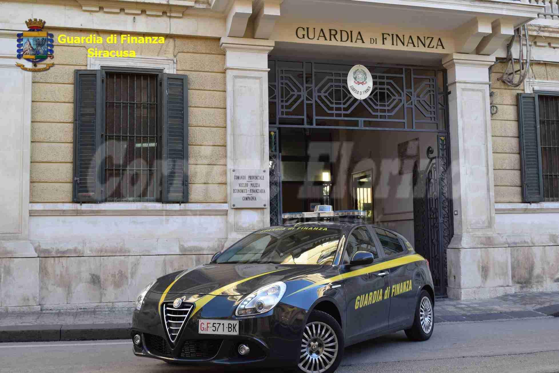 Guardia di Finanza, sequestrati 5 centri scommesse senza requisiti tra Avola e Siracusa