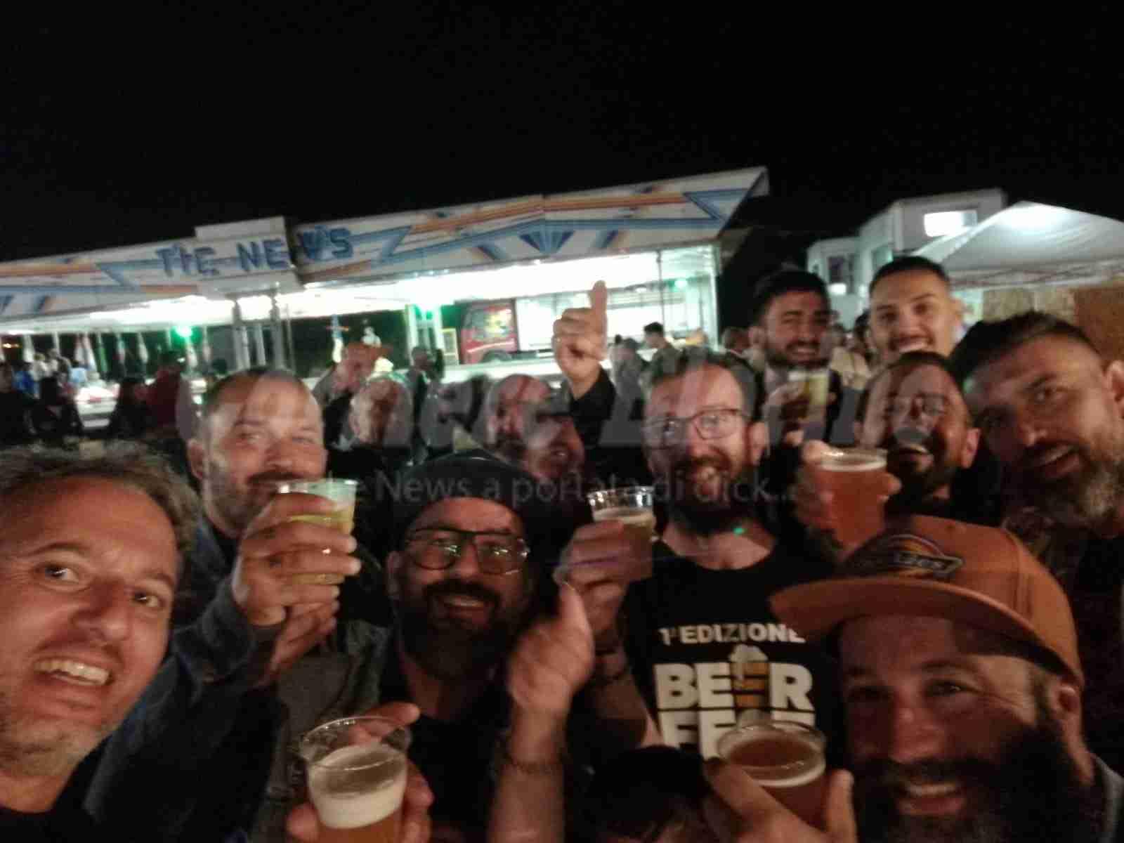 """Festa della birra, buona la prima. Stasera e domani le giornate """"clou"""""""