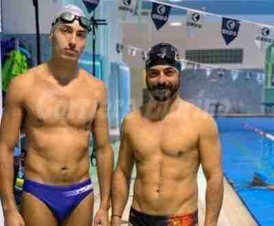 A nuoto lungo lo Stretto di Messina: due carabinieri rosolinesi tra gli atleti partecipanti