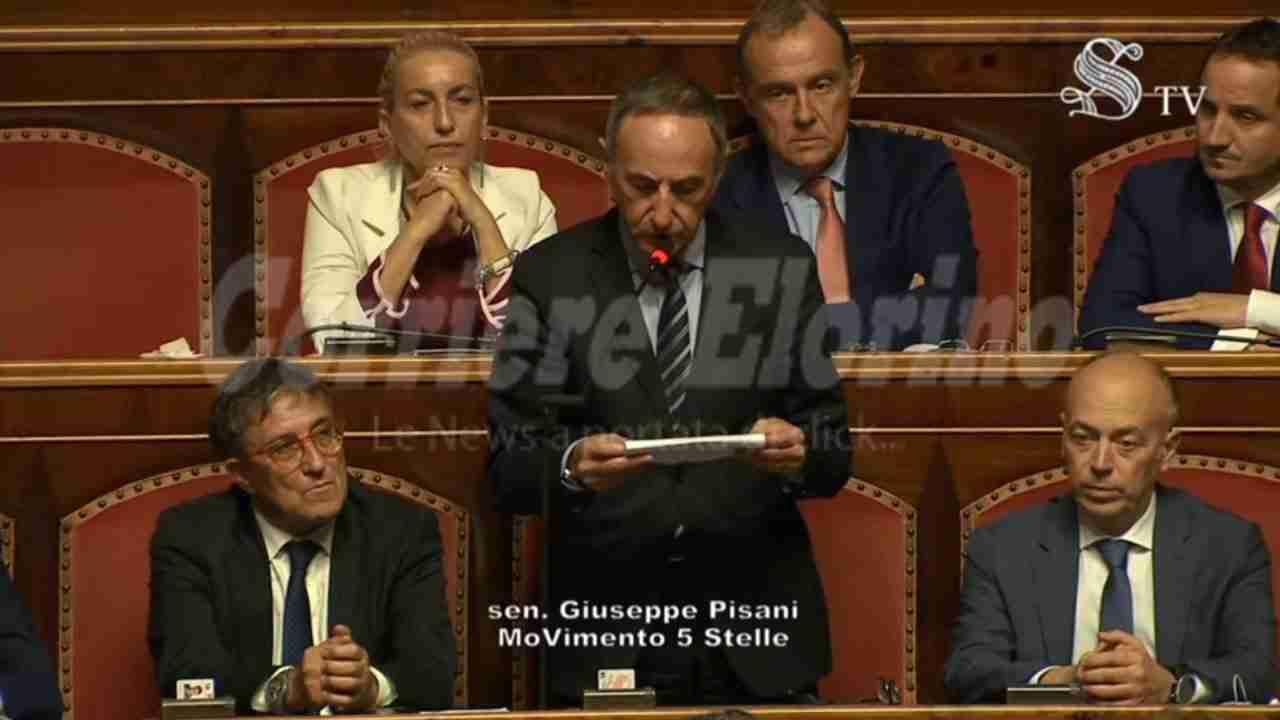 Il rosolinese Giuseppe Cappello ricordato in Senato da Giuseppe Pisani