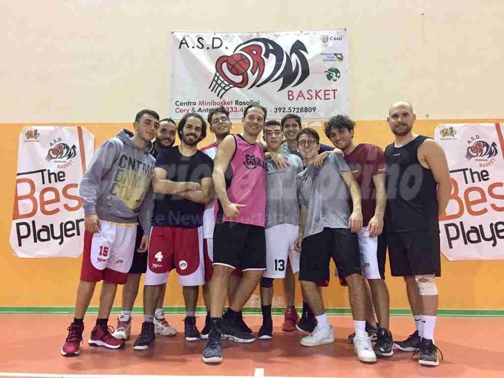 CorAnt Basket, l' 1 dicembre la gara contro il Vizzini apre il campionato Aics