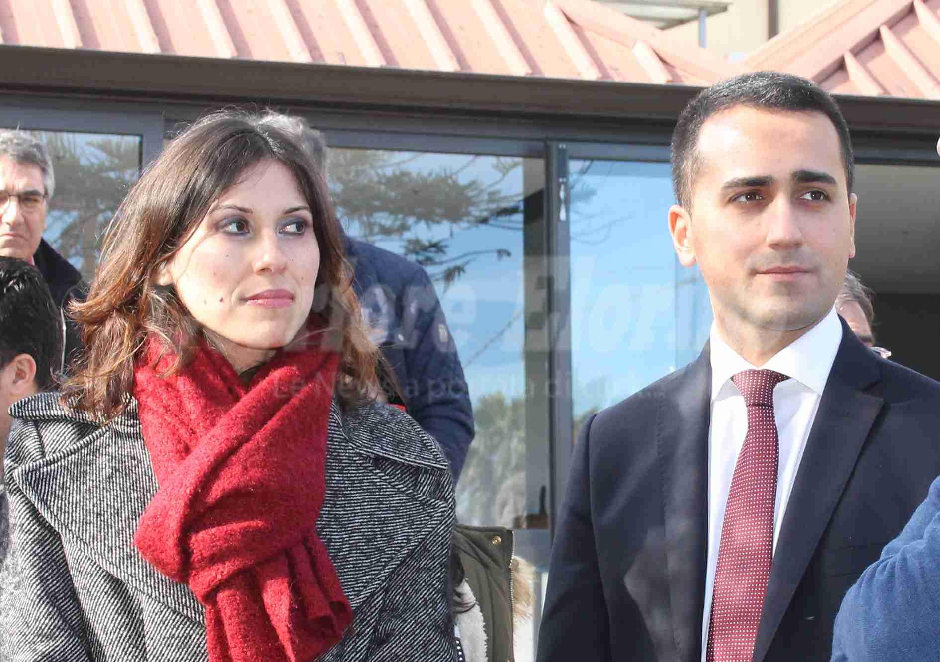 Luigi Di Maio a Rosolini per incontrare le aziende colpite dal maltempo e la famiglia Cappello