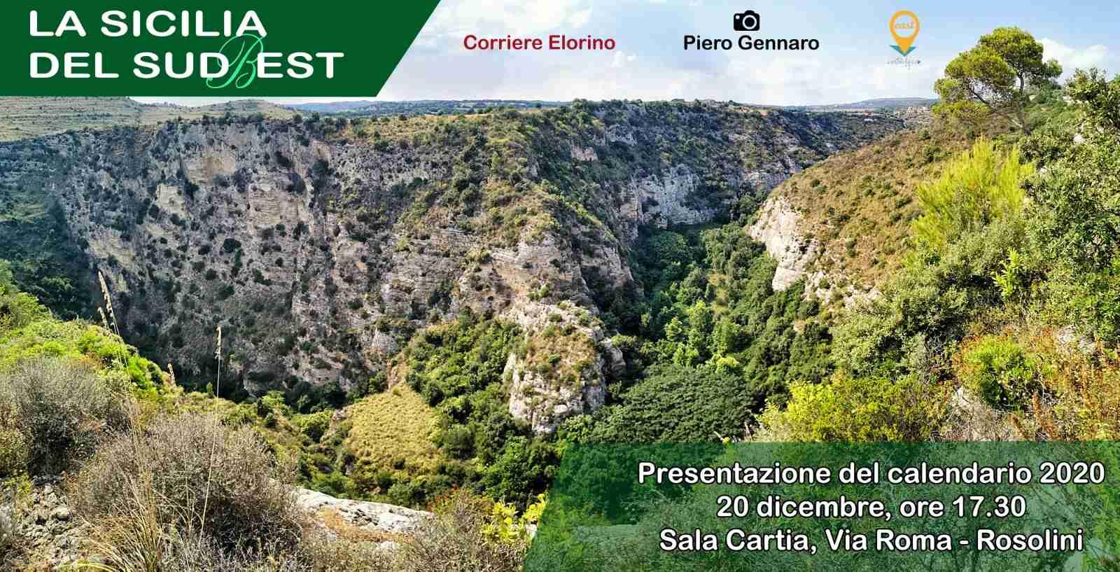 La Sicilia del Sud BEst, questo pomeriggio si presenta il calendario 2020
