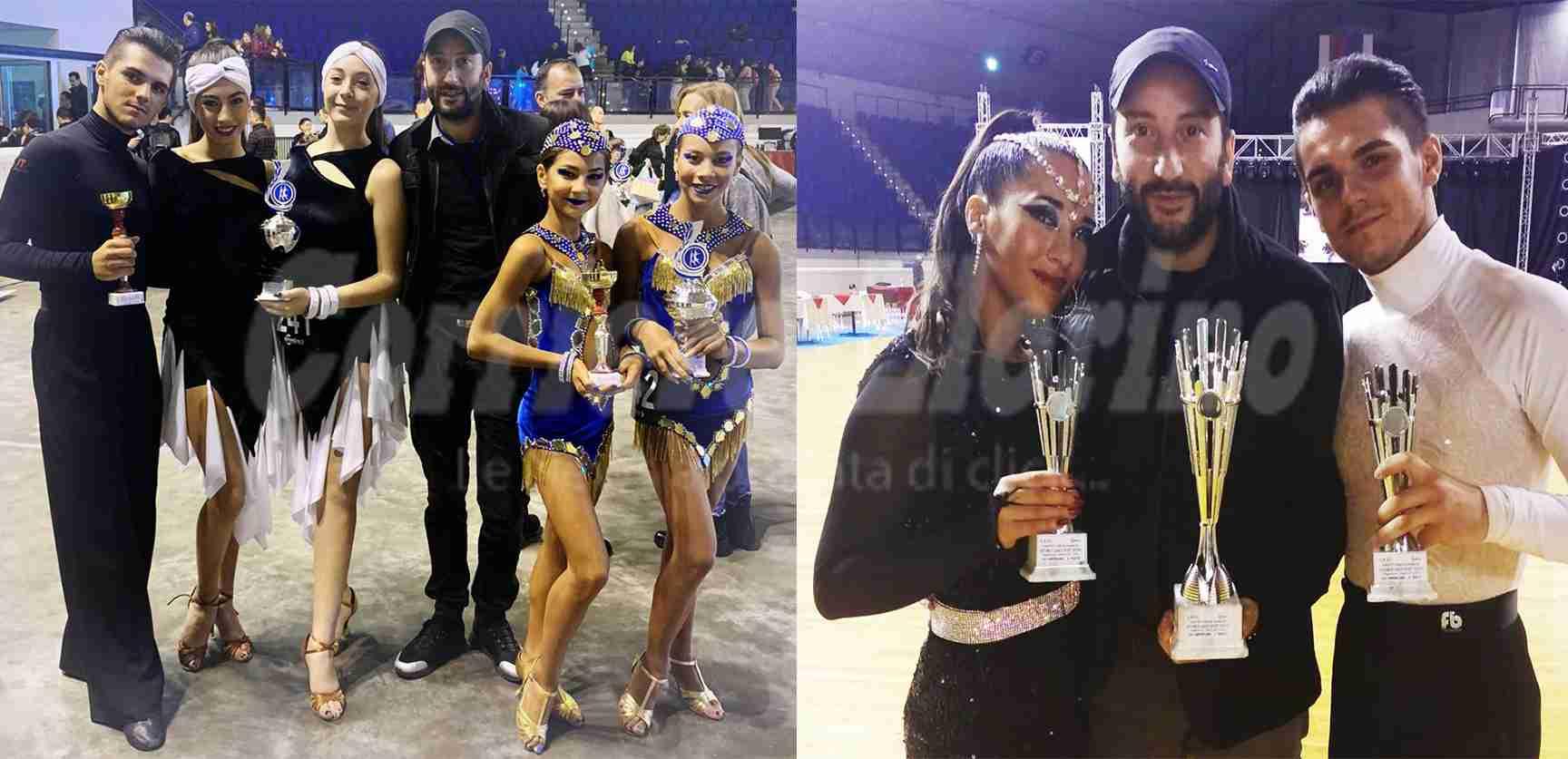 Ancora vittorie, ancora primi in classifica: i successi per la Dancing Stars non finiscono